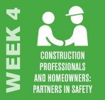 Building Safety Month: Week Four
