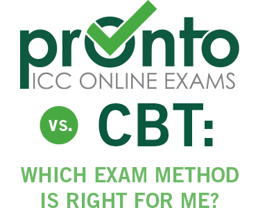 PRONTO vs. CBT: Which exam method is right for me?