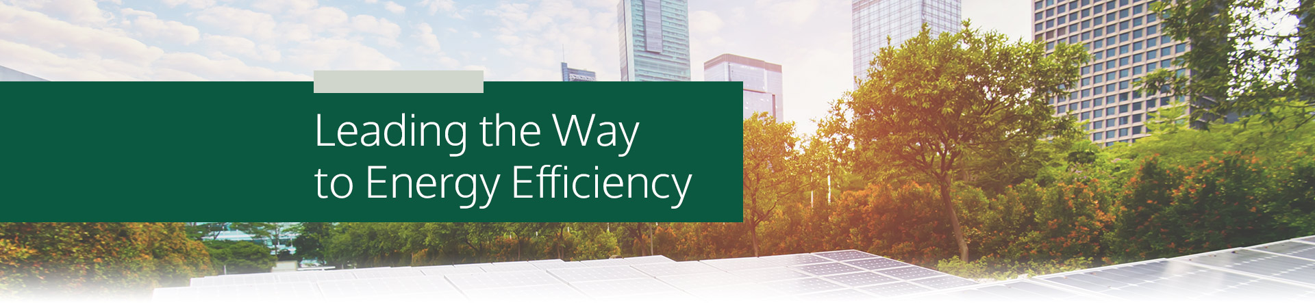 IECC – Leading the Way to Energy Efficiency