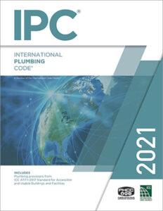 International Plumbing Code Book Cover