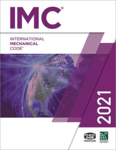 International Mechanical Code Book Cover