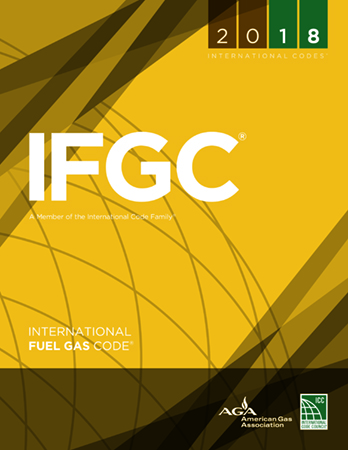 International Fuel Gas Code Book Cover