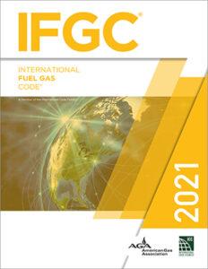 International Fuel Gas Code Book Cover