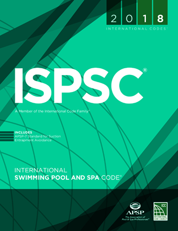 International Swimming Pool & Spa Code Book Cover