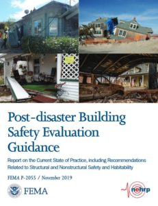 FEMA_Post-disaster Building Safety Evaluation Guidance