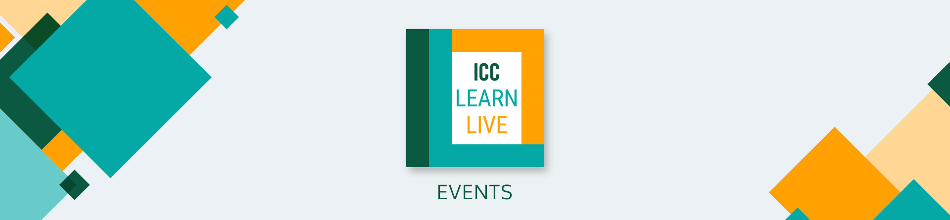 ICC Learn Live Events