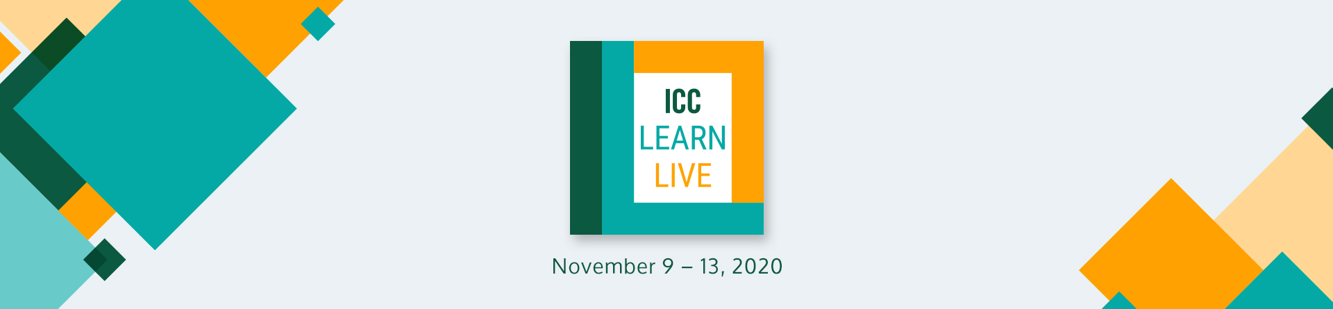 ICC Learn Live Schedule/Resources