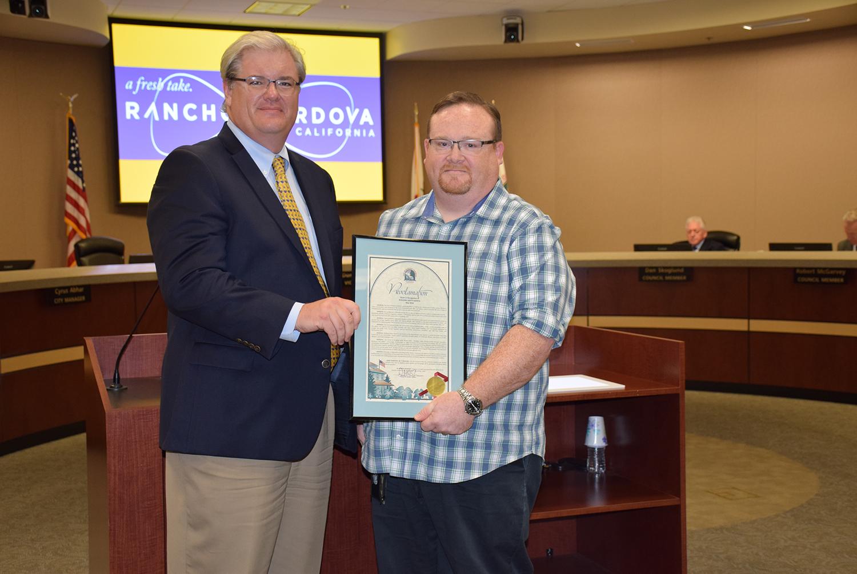 Rancho Cordova City Council Meeting