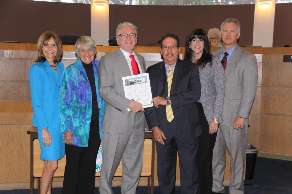Tamarac FL Proclamation Signing