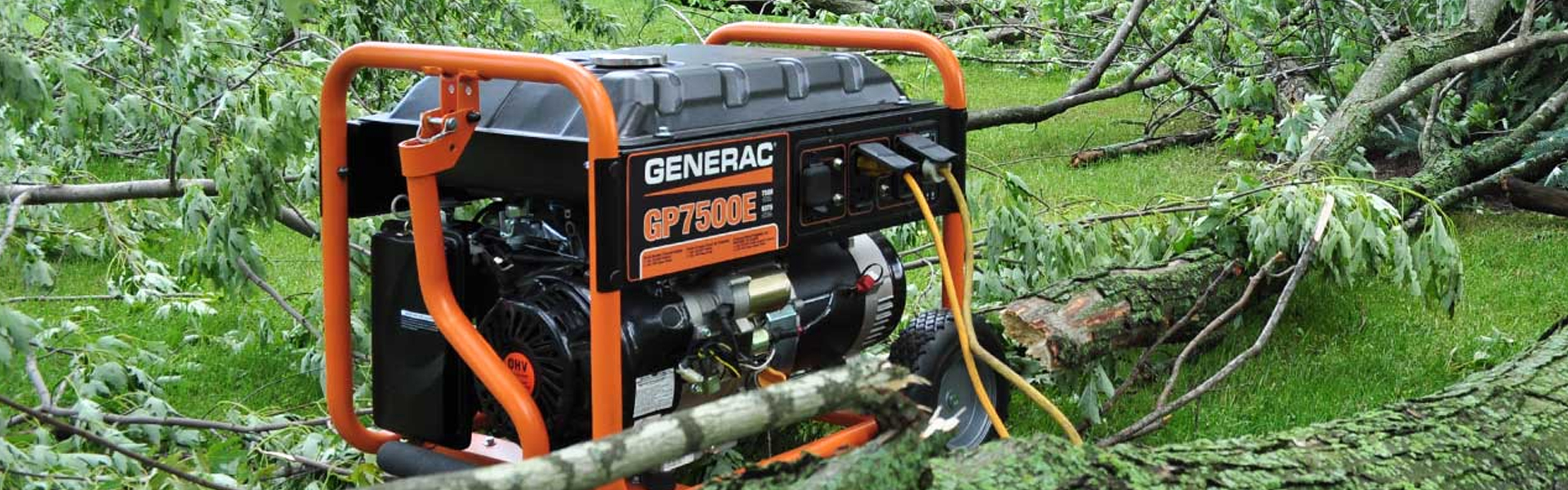 Out of power? Use generators safely - ICC