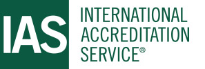 International Accreditation Service Logo