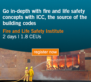 Fire and Life Safety Institute Ad